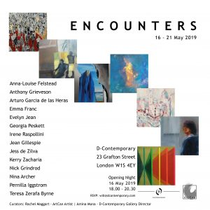 Encounters Flyer