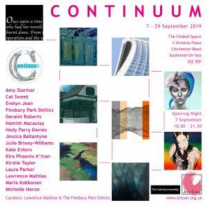 Continuum flyer