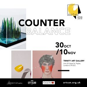 Counter|Balance flyer