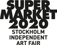 Stockholm Art Supermarket 2020 logo