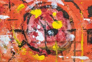 Brian Harris Red Dusk