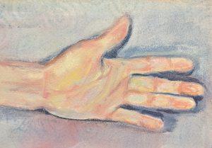 Georgia Peskett Hand (Study) 2020
