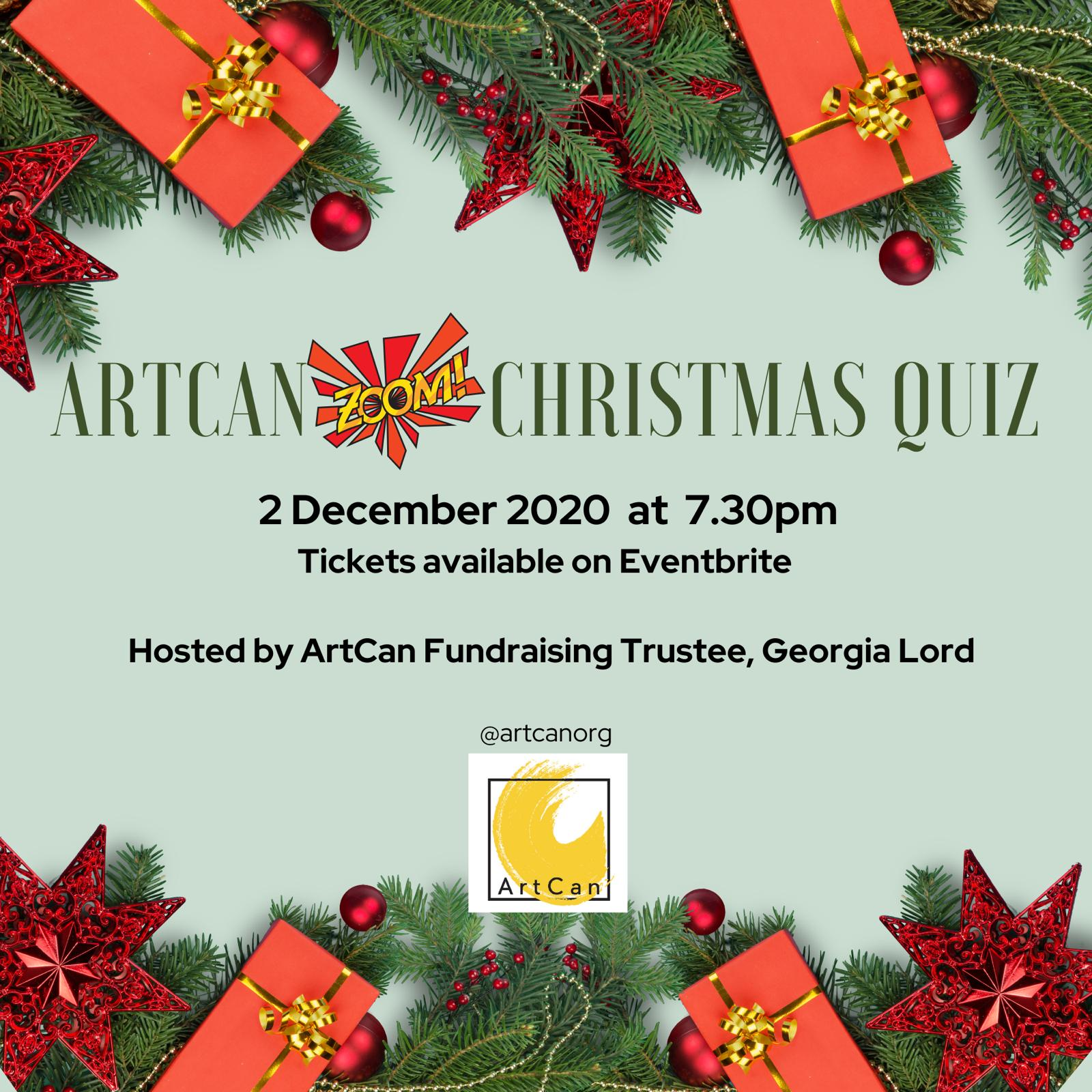 Christmas Quiz 2020 feature